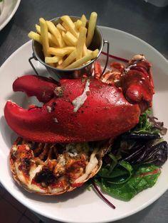 #Lobster #Seafood #Ethical #TheFinnieston #GlasgowRestaurants #GlasgowFoodie