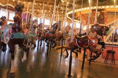 The Paragon Carousel - Nantasket Beach