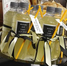 lemonade for wedding