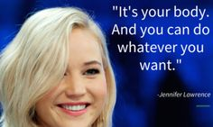 Jennifer Lawrence: Attacks On Planned Parenthood Are Attacks On Women