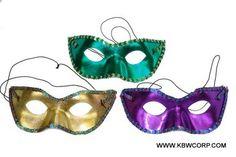 Eye Masks, Mardi Gras, Masquerade, Party Themes, Metallic, Dolls, Carnival, Baby Dolls, Puppet