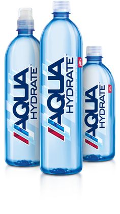 AQUAhydrate | Supercharged Alkaline Water with Electrolytes