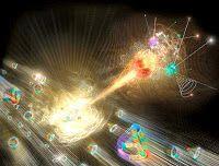 """Bilim dünyası bunu konuşuyor, MrMaana soruyor:    """"Evrenin sırrını çözecek keşif"""" olarak CERN tarafından bulunduğu açıklanan Higgs Bozonu hangi isimle biliniyor?  A) Büyük hadron  B) Tanrı parçacığı  C) Kara delik  D) Egzotik mezon    Ödüllü yarışmalarımıza hemen katılmak için: www.mrmaana.com  ücretsiz üyelik, sınırsız yarışma hakkı"""