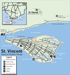 St. Vincent National Wildlife Refuge