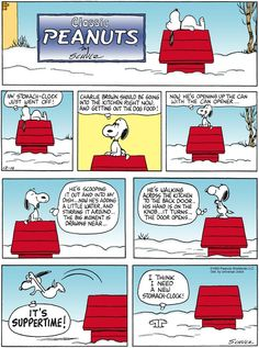 Peanuts Comic Strips: Charles Schulz and His Process of Drawing | Peanuts