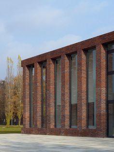 Max Dudler Architekt, Dietrich Architekten + Ingenieure — Jacobs University — Image 13 of 21 — Europaconcorsi