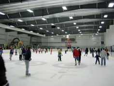 The Ice Rink at Lutheran Health SportsCenter