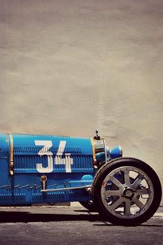 Bugatti Type 35, number 34