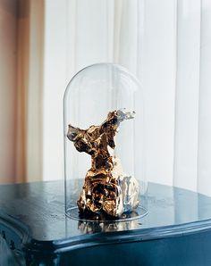 One Minute sculpture by Marcel Wanders