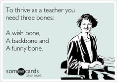 We agree! #teacherhumor #edchat