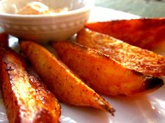 """Chili Roasted Sweet Potatoes: """"These were fantastic! I love roasted vegetables and the sweet and spicy combo here was just perfect."""" -GaylaJ"""