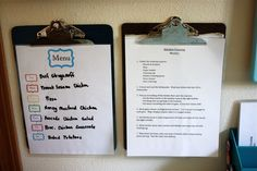 How to clean the house printables....Detailed chore charts for the kids