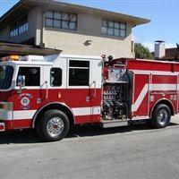 Monterey Fire Department (CA) 2006 Pierce, 1500 GPM Single Stage Pump, 500 Water Tank, 20 Gallon Foam Tanks #fire #engine #setcom