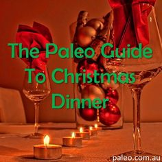 The Paleo Guide To Christmas Dinner