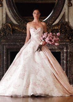 Wedding Dresses, Wedding Gowns, Fashion Week, Bridal Market, Spring 2016 || Colin Cowie Weddings