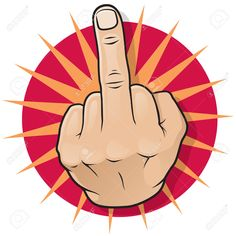 Middle Finger Stock Photos, Pictures, Royalty Free Middle Finger ...