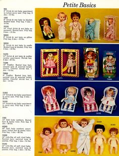 1974 Eugene Dolls Catalog » Vintage Doll Collector
