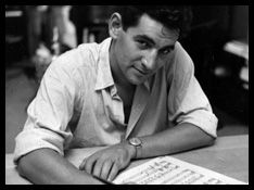 The composer, conductor, writer, and teacher Leonard Bernstein (1918-1990) was one of 20th-century America's most important musical figures.