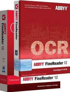 ABBYY Finereader 12 Professional and Corporate Edition Full Version Free Download  Download ABBYY FineReader 12 Professional and Corporate Full Version for Free OCR Software with Crack x32bit and x64bit Compatible ABBYY FineReader is an optical character recognition (OCR) software that provides ...  https://softfree4u.xyz/abbyy-finereader-12-professional-and-corporate-full-version-free-download/