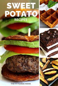 Easy Gluten Free Sweet Potato Recipes {Foodie Friday, sweet potato ...