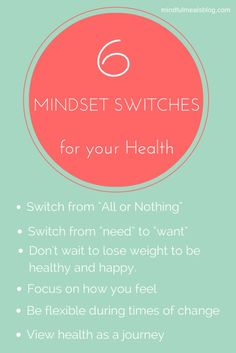 When building healthy habits, it can be easy to fall into a diet trap. Yet, this post walks you through mindset swifts to help you build sustainable healthy habits and get out of the diet mindset of 'all or nothing.' Read the full post to learn how to change your mindset! Healthy Mind, Healthy Habits, How To Stay Healthy, Health Tips, Health And Wellness, Holistic Wellness, Mental Health, Change Mindset, Success Mindset