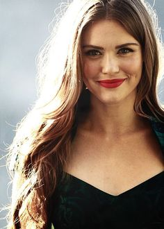 Holland Roden- My ginger inspiration