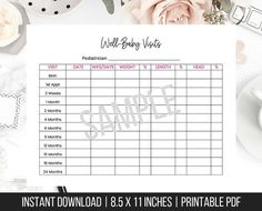 INSTANT DOWNLOAD, New Mom Printable Bundle, Mommy Organizer, Printables, Baby Care Log, Journal, Trackers, Notes, Mom Planner, Digital PDF Mom Planner, Weekly Meal Planner, Printable Crossword Puzzles, Baby Next, Bringing Baby Home, Day Schedule, Printable Pictures, Picture Blog, Babies First Year