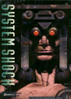 Darkish, true cyberpunk, System Shock the best game ever :) Quite sometimes ago Geek Games, Fun Games, Awesome Games, Wolfenstein 3d, Cyberpunk Games, Computer Video Games, Retro Arcade, Retro Video Games, Post Apocalypse