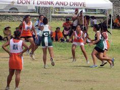 Tailulu wins National Netball Tournament 2012 in Tonga!