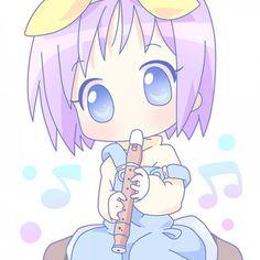 Lucky☆Star, Hiiragi Tsukasa