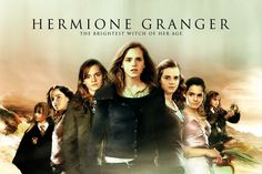 Day 7: Favorite female character and why. Hermione Granger. Why? As with Ron, there are soooo many reasons. She's smart, sweet, generous, strong, brave, and she can stand up for herself. I envy her for these things. Sure, she acted like an insufferable know-it-all the first film or two-- but can you blame her? She was muggle born, surrounded by people who'd been around magic their whole lives. She had to prove herself! And she certainly did<3 She is my fiction-idol!
