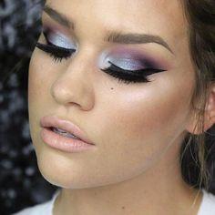Pink and Purple Eye Makeup Looks 3