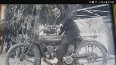 Preciosa moto rondaba por murcia en los años 50 mirar la matrícula la 290
