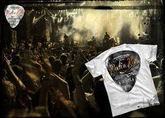 """O bom e velho Rock """"n"""" Roll !! #tshirt #rockandroll #criação #moda #design"""