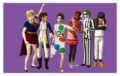 Monster Mash - Halloween Costumes for Teens - Two Fingers Whiskey Halloween Costumes For Teens, Holidays Halloween, Monster Mash, Sims 2, Costume Dress, Good Mood, Favorite Holiday, Dress Up, Seasons