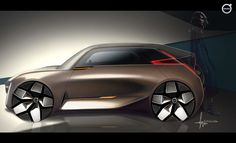 Premium City Car on Behance
