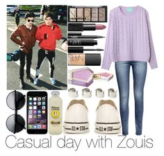 """Casual day with Zouis"" by juliaskorzewska1 ❤ liked on Polyvore"