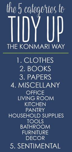 How The KonMari Method Helped Us Move