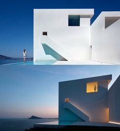 CASA DEL ACANTILADO  | HOUSE ON THE CLIFF