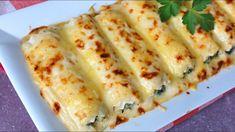 Greek Recipes, Mexican Food Recipes, Gnocchi, Crepes, Quinoa, Cooking Tips, Zucchini, Homemade, Vegetables