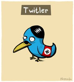 Twitler - a new social network :P New Social Network, Best Funny Pictures, Funny Pics, The Funny, Twitter, I Laughed, Nerdy, Haha, Cartoons