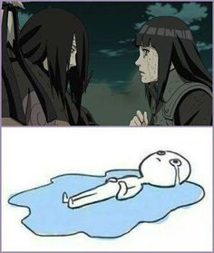 "I'm going to be honest, I never liked Neji because he almost killed Hinata. After this happened, I cried because he trained Hinata and even call her ""Lady Hinata"" I had to give him credit. He sacrificed himself to save Hinata and even Naruto, Neji was a good man."