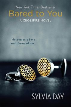 "The Crossfire series by Sylvia Day | 9 Erotica Books That Should Be More Famous Than ""Fifty Shades Of Grey"""