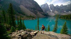 Banff in Alberta, Canada