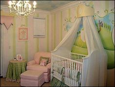 Princess Janiya and the Frog Nursery