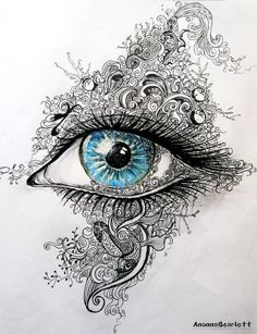 Through~the~EYE~ by ~AnonnaScarlett on deviantART