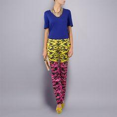 Mary Katrantzou ... Amazing trousers
