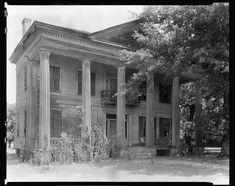 Tyson House, Lowndesboro, Lowndes County, Alabama
