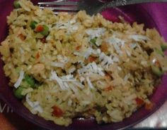 """Variation of Chef Todd's """"Slap Me Silly"""" Coconut Curry - Thrive Life Recipes"""
