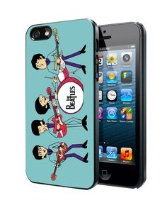 The Beatles Cartoon Samsung Galaxy S3/ S4 case, iPhone 4/4S / 5/ 5s/ 5c case, iPod Touch 4 / 5 case